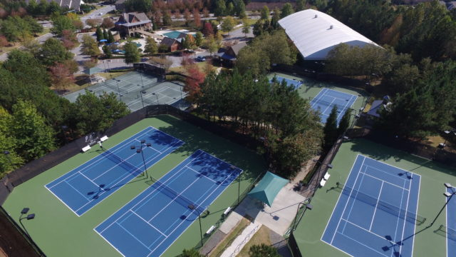 James Creek Tennis Center