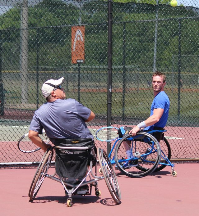 America Wheelchair Tournament at Richard Craig Park