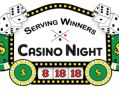 AYTEF casino night logo