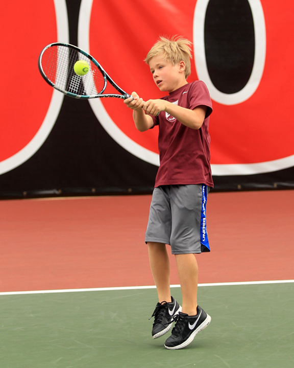 Bulldog Tennis Camp_Weston Smart