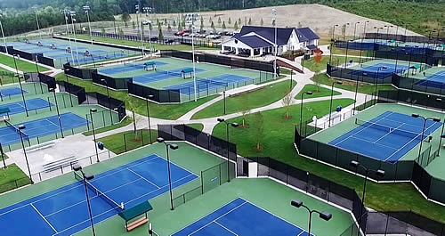 camp rome tennis center