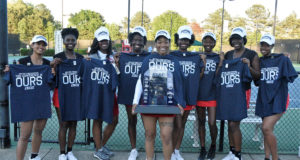 Clark Atlanta women's tennis team