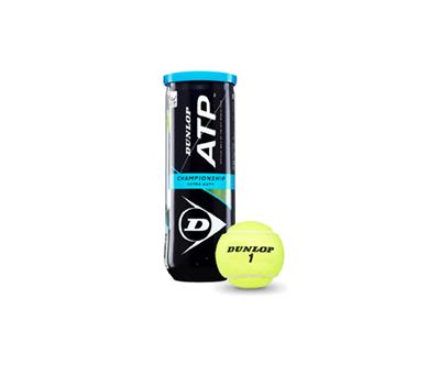 Dunlop_ATP CHAMPIONSHIP EXTRA DUTY tennis balls