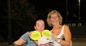 ALTA wheelchair/run 'n' roll tennis