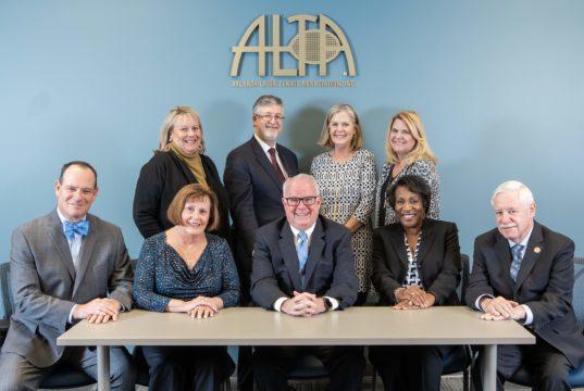ALTA's 2020 board of directors