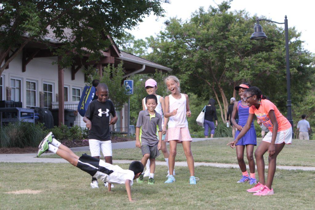 tennis dynamics camp