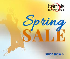Tennis Express 2020 Spring Sale1 sidebar