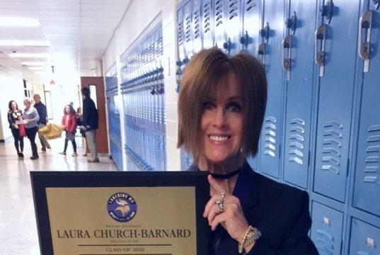 Laura Barnard Induction