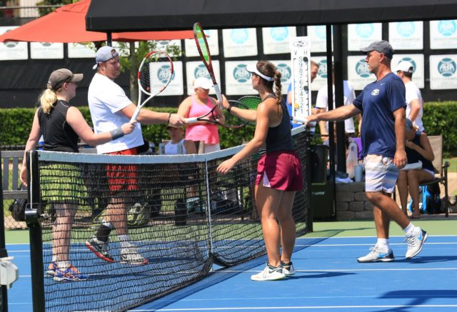 crooked creek mixed doubles players